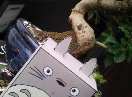 Totoro-cubeecraft