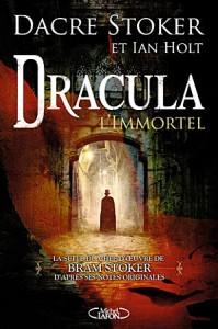 Dracula l'Immortel livre