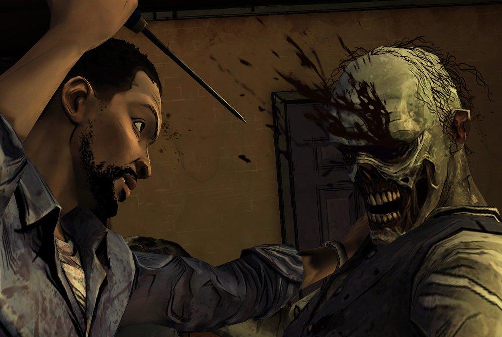 Episode 2 de The Walking Dead dispo sur Xbla, PSN et PC