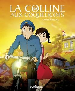 Livre Glénat_ la colline coquelicots
