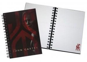 Notebook-john-carter