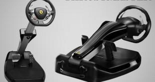 Volant-Ferrari-vibration-GT-cockpit-458 Italia-edition-xbox360