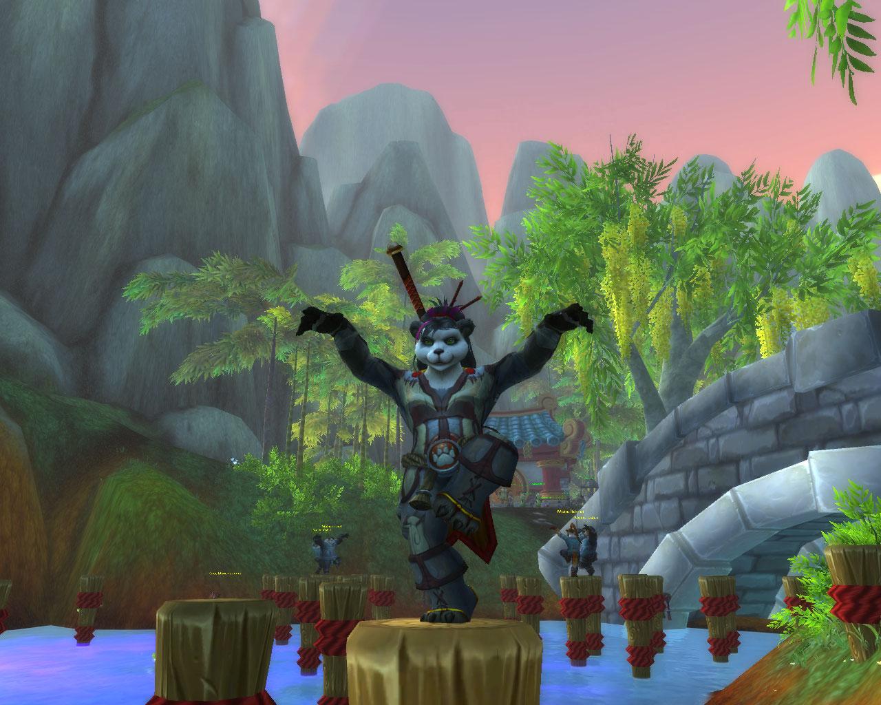 Vitesse de datation monde de Warcraft