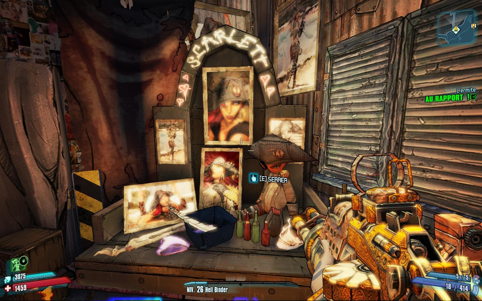 Borderlands 2 : Le Capitaine Scarlett et son Butin de Pirates, test du