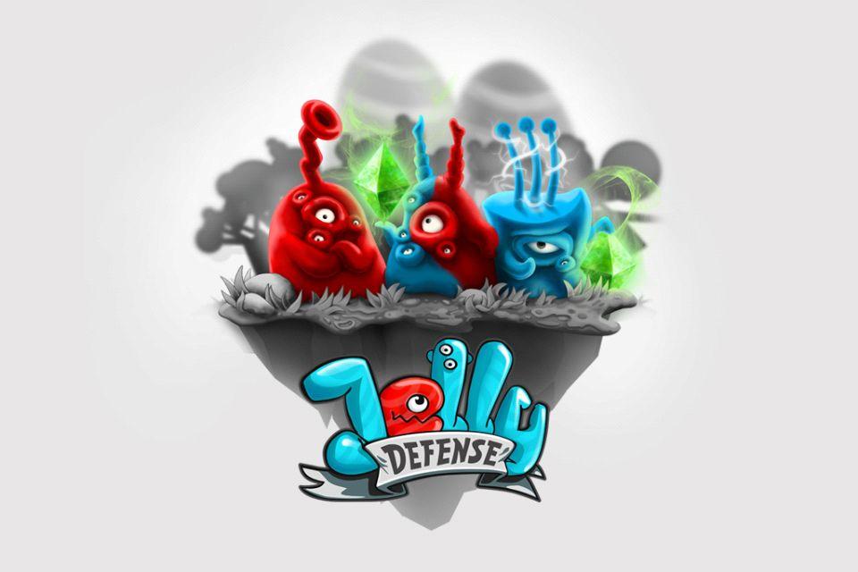 Jelly Defense, le test sucré sur iPad