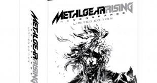 vente-encheres-metal-gear-rising-revengeance-kijoma-konami-collector-ebay-raiden