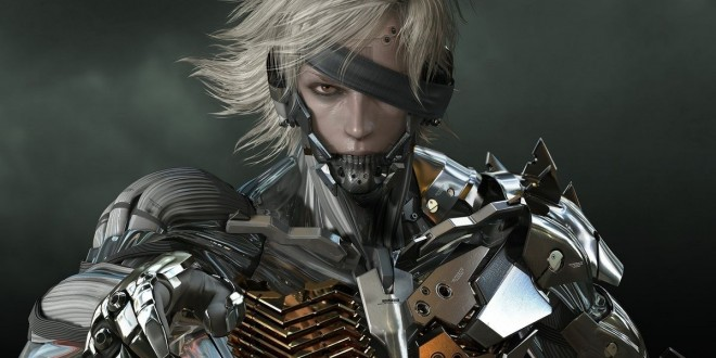 metal gear rising revengeance le test la d coupe geekeries back to the geek. Black Bedroom Furniture Sets. Home Design Ideas