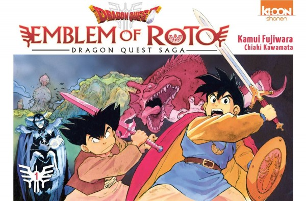 Dragon-Quest-tome-1-emblem-of-rotor-review-avis