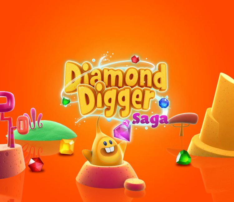 Diamond Digger Saga – Le test qui creuse
