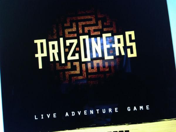 Prizoners, plus qu'un jeu de rôle, un live adventure game