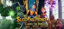 The Sleeping Prince – Le test sur iPad en dormant.