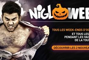 Halloween chez Nigloland