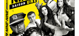 La saison 1 de Brooklyn Nine Nine en DVD