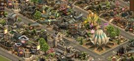 Forge of Empires fête le lancement d'une nouvelle ère et relance son événement Halloween