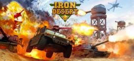 Iron Desert – Le test dans le sable
