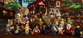 Découvrez le Monde de l'Espace dans LEGO Minifigures Online