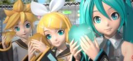 Hatsune Miku : Project DIVA F 2nd est disponible