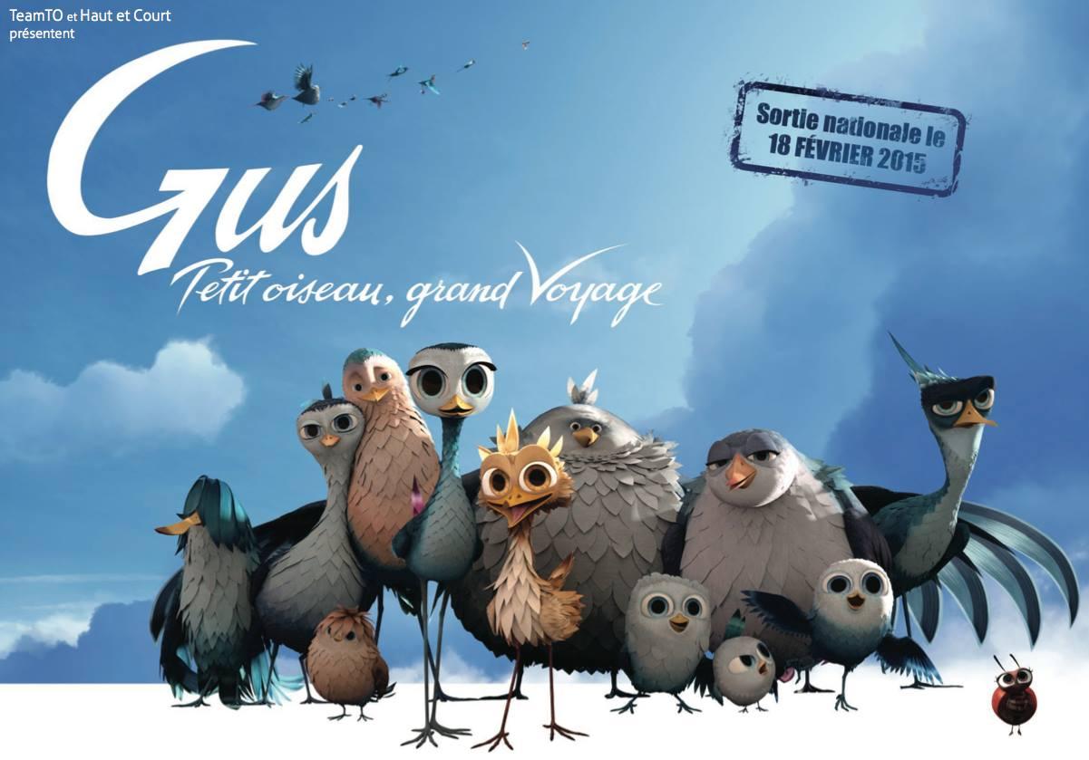 Gus Bé Nhỏ Và Bầy Chim Di Cư - Image 1