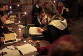 Jeu de rôle dans le monde de Harry Potter au château Czocha