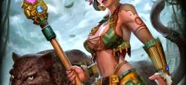 Smite –  Awilix, la dernière déesse en détail