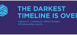 La saison 6 de Community sera diffusée sur Yahoo Screen