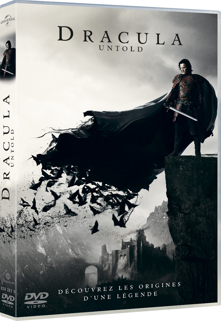 dracula untold sortie dvd et bluray le 10 fevrier cin s ries news cin s ries back. Black Bedroom Furniture Sets. Home Design Ideas