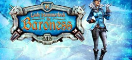 Borderlands : The Pre-Sequel – Le pack Lady Hammerlock est disponible