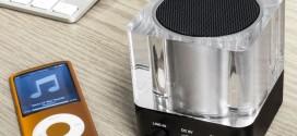 Enceinte Bluetooth Olixar Cube Lumière – Notre avis