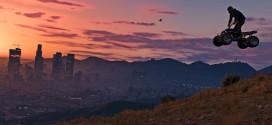 Nouvelles images de GTA V sur PC