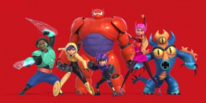 les-nouveaux-heros-disney-marvel-video-trailer-film-animation-review-critique