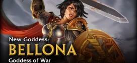 Smite : l'arrivée de la nouvelle déesse Bellona