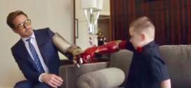 Un bras robotique offert par Stark Industries (enfin presque)