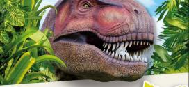 Quand Thoiry se la joue Jurassic Park !