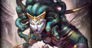 smite-new-goddess-medusa-video-trailer-moba