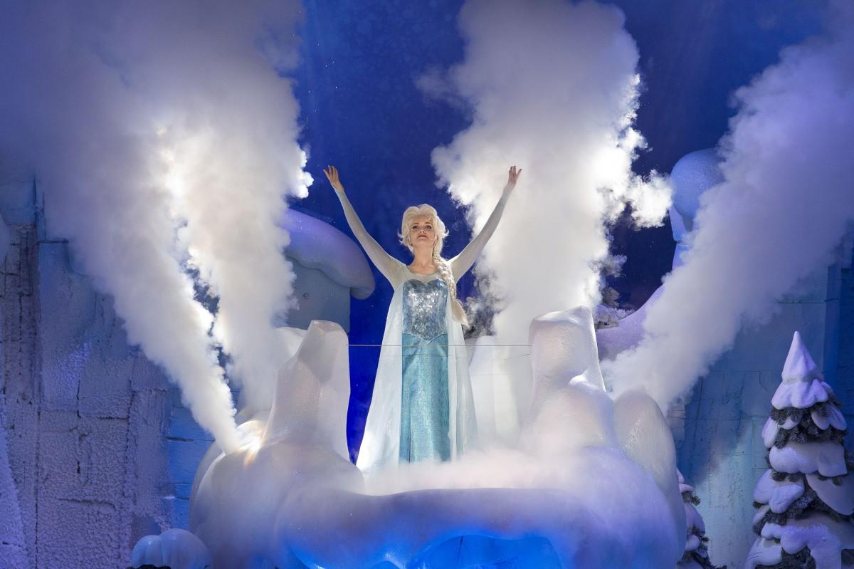 Chantons avec la reine des neiges reviendra pour no l - La reine neige ...