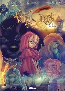 fairy-quest-tome-2-les-parias-glenat-avis-chronique