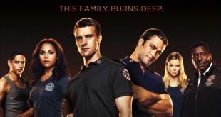 Chicago Fire - Season 3 - Promotional Poster