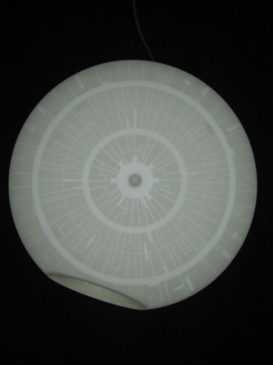 Lampe Ambiance Star Wars Etoile De La Mort Notre Test En Lumiere
