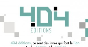 404-editions-nouvelle-marque-douvrages-geek-guide