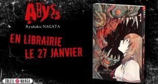 Abyss Nagata Ryuhaku Soleil Manga
