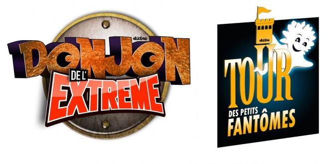 Nigloland-2016-Donjon-Extreme-Tour-Petits-Fantomes-Parc-Attractions-Logo