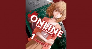 ONLINE THE COMIC 01