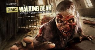 thewalking dead attraction