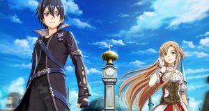 Sword Art Online sao hollow realization sortie automne 2016