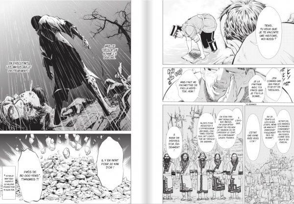 golden kamui fr vf extrait manga kioon