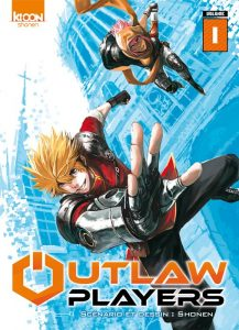 outlaw players manga fr vf tome 1 critique