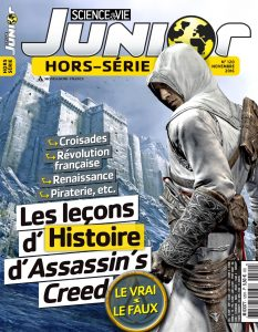 science-et-vie-junior-hors-serie-assassins-creed-avis-review