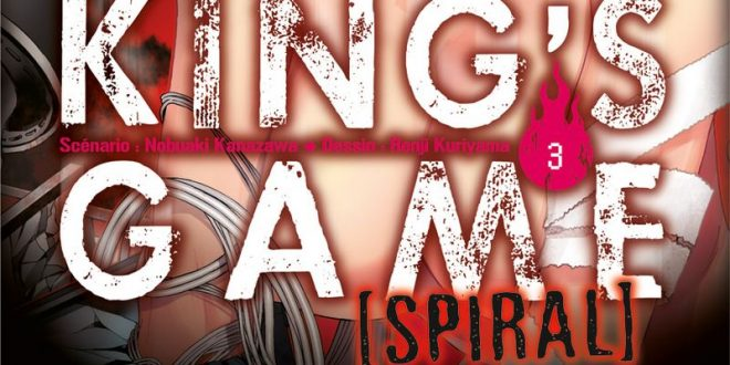 kings-game-spiral-3-kioon-editions-avis-review-critique-1