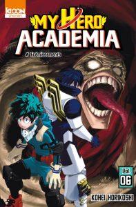 my hero academia tome 6 fr vf scan manga