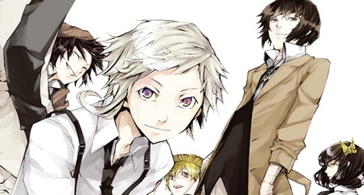 bungo stray dogs scan fr vf manga ototo